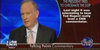 O'Reilly: Ted Nugent's Kind Of 'Straight Talk' Is What The Republican Party Needs