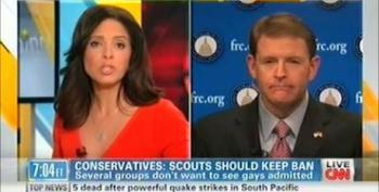 Soledad O'Brien Shames Perkins For Defending Gay Scout Ban With Homosexuality-Pedophilia Link