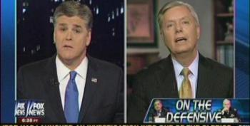 Hannity And Graham Push Fox' Latest Benghazi Conspiracy Theory