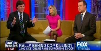 Fox Suggests Maxine Waters Supports Alleged Cop-Killer Dorner
