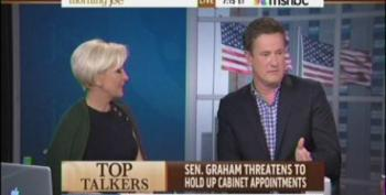Joe Scarborough Slams Graham For Obstructing National Security Nominations