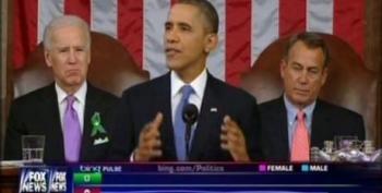 President Obama Tells Congress Gun Victims Deserve A Vote