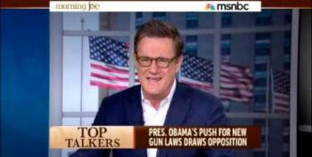 Scarborough: Paul Krugman 'Is As Extreme' As NRA's Wayne LaPierre