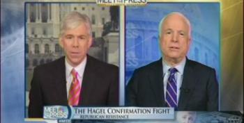 McCain Attacks Gregory For Questioning Benghazi Conspiracy Theories