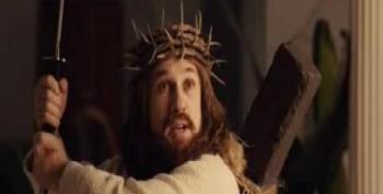 Jesus Christ In 'Djesus Uncrossed'