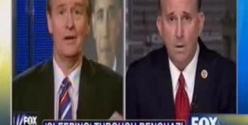 Gohmert: Maybe Obama Buried Head In 'Ostrich Pillow' To Sleep During Benghazi