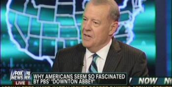Stuart Varney Heaps Praise On Downton Abbey For Their Depiction Of Aristocrats