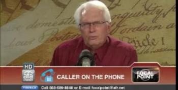Bryan Fischer: Jesus Says Pray For Obama Because He 'Is Our Enemy'