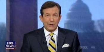 Chris Wallace On Hagel: 'I'm Impugning His Competence'