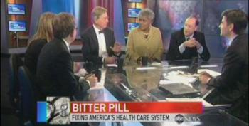 Steve Brill Shows George Will Who Health Care Moochers Really Are: Providers