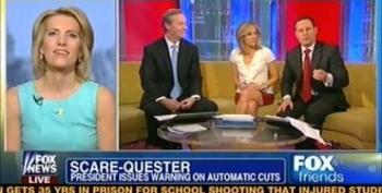Ingraham: Obama Abusing The Press Like 'Battered' Women And Prostitutes