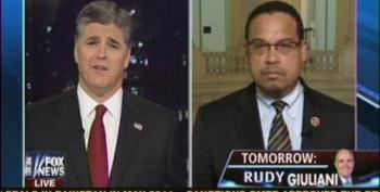 Rep. Keith Ellison Accuses Sean Hannity Of Yellow Journalism