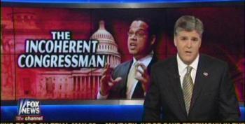 Hannity Launches Latest Islamophobic Smear Against Keith Ellison
