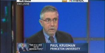 Krugman On Sequester And Deficit Obsession: 'We're Having The Wrong Conversation'
