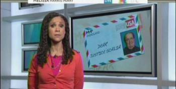Melissa Harris-Perry: Dear Justice Scalia, Voting Is No 'Racial Entitlement'