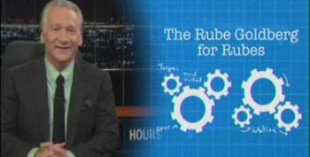 Real Time's Rube Goldberg Solution For Sequester