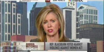 Rep. Marsha Blackburn: I Opposed VAWA Because It Protected 'Different Groups'