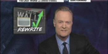 Lawrence O'Donnell Slams Fox Business For Clueless Reporting On Stock Market