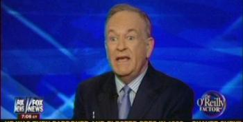 O'Reilly Attacks Alan Colmes For Telling The Truth About Spending Cuts