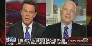 McCain Loses His Temper With Shep Smith For Calling Him An Interventionist