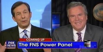 Jeb Bush Refuses To 'Re-litigate' George Bush's Wars