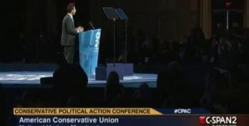 Bobby Jindal Jokes About Waterboarding And Racism At CPAC