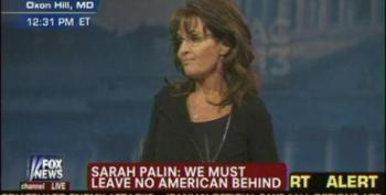 Palin Goes After GOP 'Architect' Rove During CPAC Speech