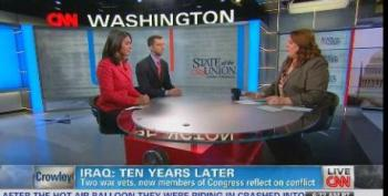 Rep. Tom Cotton: Iraq 'Was A Just And Noble War'