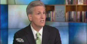 Rep. McCarthy Accuses Democrats Of Attempting To 'Topple The Entire Economy'