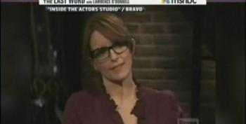 Tina Fey Revives Her Sarah Palin Character On Inside The Actor's Studio