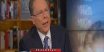 NBC Host Confronts LaPierre: NRA 'Thwarting The Will Of Americans' On Gun Control