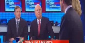 ABC's Moran Calls Out Rove For Fearmongering About Background Checks