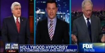 Fox Suggests Leno Was Fired For Being Too 'Fair And Balanced'