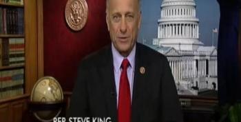 Wingnut Rep. Steve King Compares Marriage To Selling Alcohol And Cutting Hair