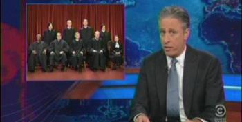 Jon Stewart Slams Gay Marriage Opponents At DOMA Hearing