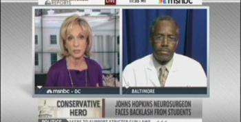 Ben Carson Claims His Attack On Gay Marriage Was 'Taken Out Of Context'