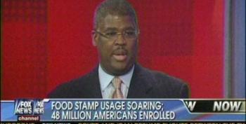 Fox's Payne: 'It Gets A Little Comfortable To Be In Poverty'