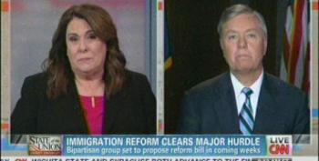 Graham: Immigration Reform Deal Could Be Rolled Out Next Week
