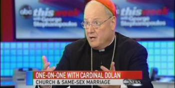 Cardinal Dolan To Gay Couples: You're Only 'Entitled To Friendship'