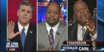 Fox Guest Attacks Hannity For Creating A Monster Elevating Ben Carson