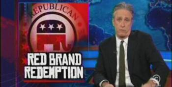 Jon Stewart Mocks GOP For Obsession With  Bestiality
