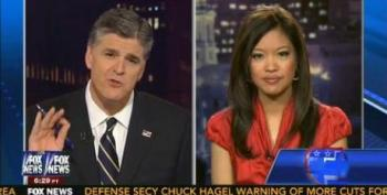 Hannity Defends Rutgers Coach: 'My Father Hit Me With A Belt, I Turned Out Okay!'
