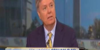 Lindsey Graham: Obama Is 'Showing A Little Bit Of Leg' With Social Security Cuts