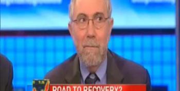 Krugman Clashes With Van Susteren: 'No Correlation' Between Regulation And Hiring