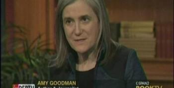 In Depth With Amy Goodman