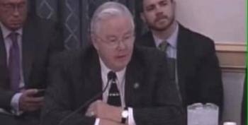 Rep. Joe Barton: Biblical 'Great Flood' Shows Climate Change Isn't Man Made