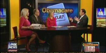 Huckabee Devotes Entire Show To Attacking Obamacare