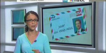 Melissa Harris-Perry: African Americans Don't Need A History Lesson From Rand Paul