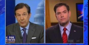 Rubio: 'I Hope We'll Talk About' Fewer Background Checks