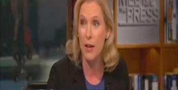 Gillibrand Rejects David Gregory's Talking Points: 'This Is Not About The NRA!'